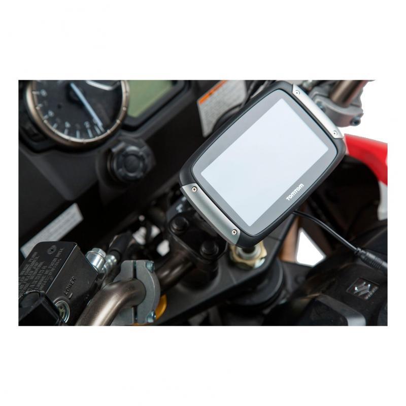 Support GPS SW-MOTECH QUICK-LOCK noir Suzuki V-Strom 1000 14-