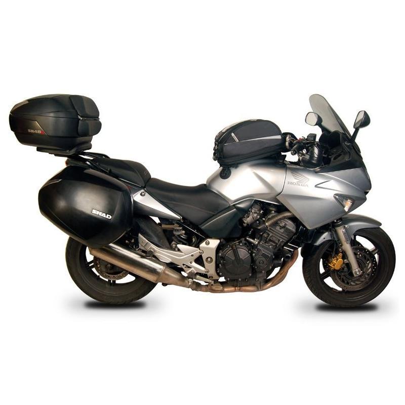 Supports de valises latérales Shad 3P System Honda CBF 500 / Cbf 600 04-11