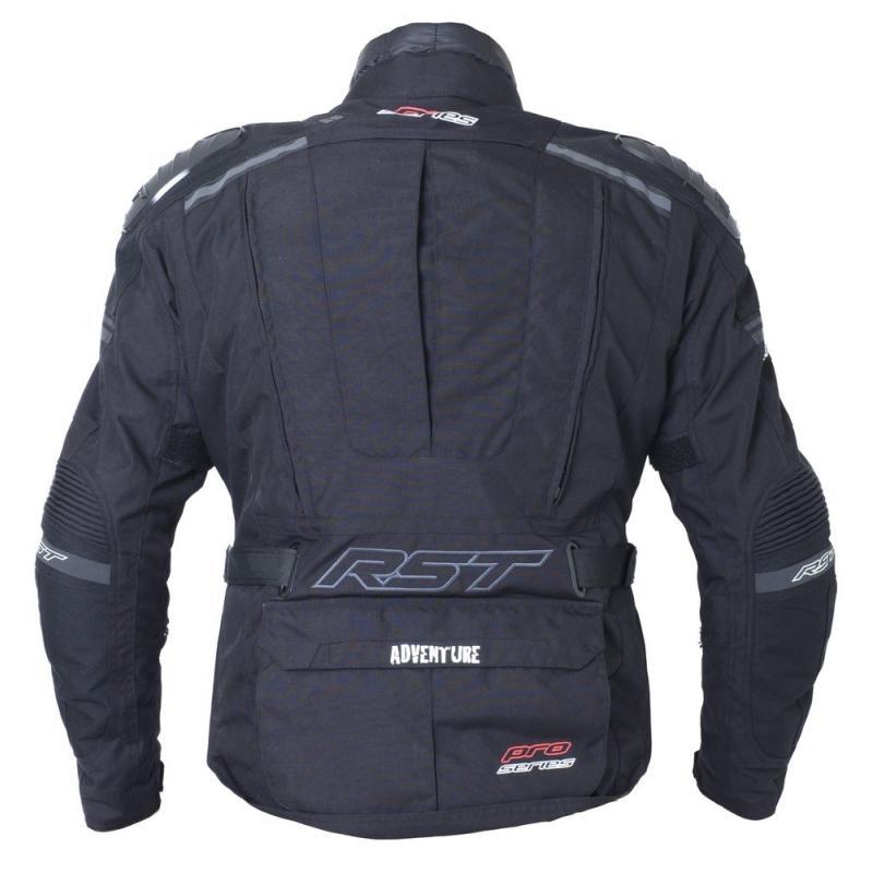 Veste textile RST Pro Serie Adventure III noir - 1