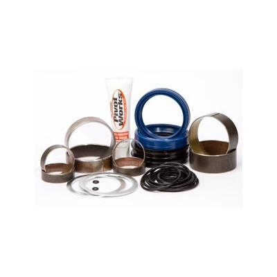 Kit reconditionnement de fourche Pivot Works pour Suzuki RM 125 04-08