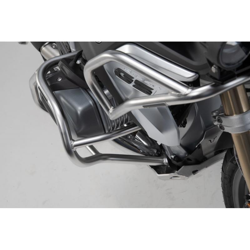 Crashbar acier gris SW-Motech BMW R 1250 GS 19-20 - 2