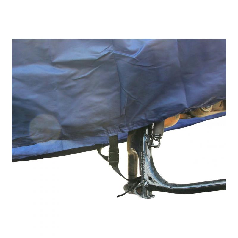 Housse de protection moto ADX étanche bleu M - 4