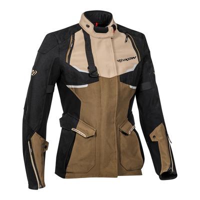 Veste textile femme Ixon Eddas lady sable/marron/noir