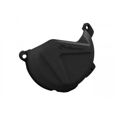 Protection de carter d'embrayage Polisport Husqvarna 350 FC 14-15 noir