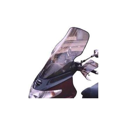 Pare-brise Bullster haute protection 70 cm incolore Suzuki Burgman 400 99-05