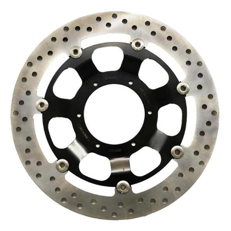 Disque de frein MTX Disc Brake flottant Ø 320 mm avant gauche / droit Honda CBR 1000 RR 08-09