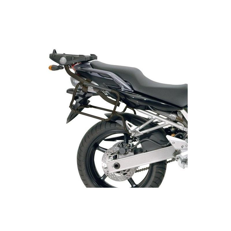 Supports de valises latérales Monokey Side Givi PLX Yamaha FZ6 04-06
