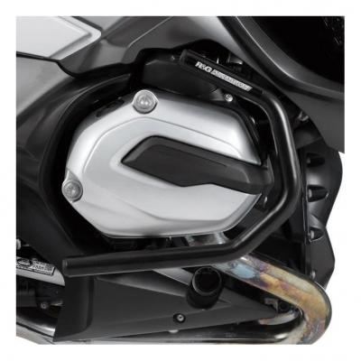 Barres de protection latérales R&G Racing noires BMW R 1200 RT 14-18