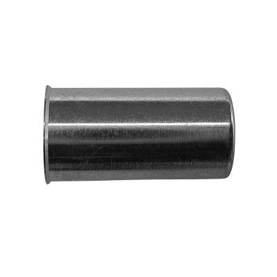25 embouts de gaine cyclo algi D.6,1 Alesage D. 5,5mm longueur 12mm