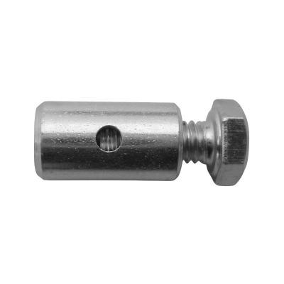 25 Serres câble de frein à tambour cyclo Algi D.7 longueur 12,5 mm