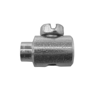 25 Serres câble mécaboite Algi 2 pièces D.8 longueur 13 mm