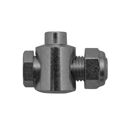 25 Serres câble mécaboite Algi 3 pièces D.10 longueur 15 mm