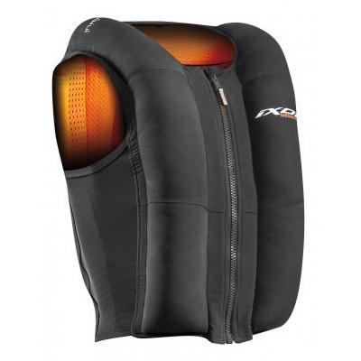 Airbag Ixon IX-Airbag U03 noir/orange