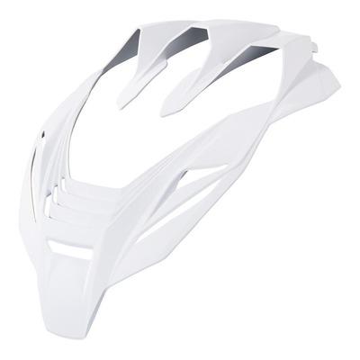 Airfoil Icon pour casque Airflite blanc