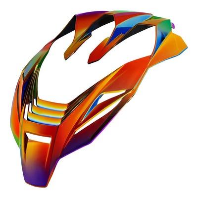 Airfoil Icon pour casque Airflite prism arc-en-ciel