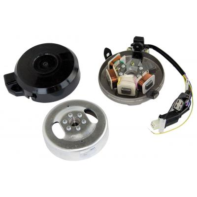 Allumage cpl. Adaptable Peugeot 103 electronic 12V petit cone