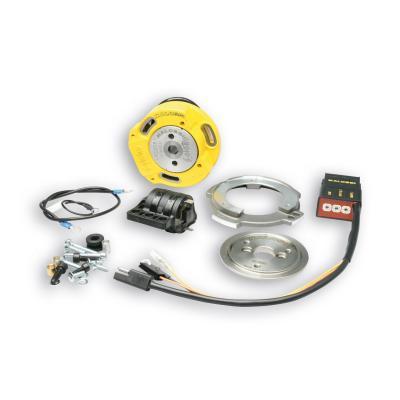 Allumage Malossi MHR Team rotor interne digital Booster Nitro
