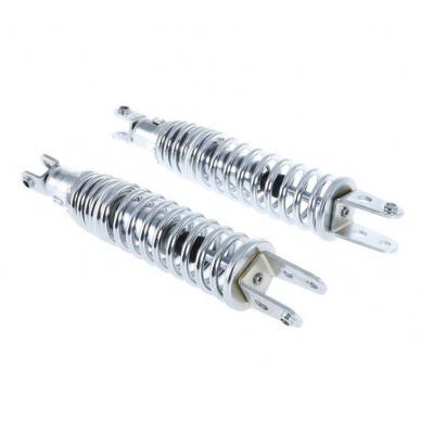 Amortisseurs 325 mm chromés Type 5
