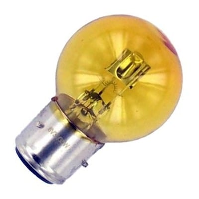 Ampoule 6V 35-35W BA21D jaune
