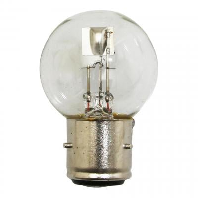 Ampoule 6V 45-40W BA21D blanc