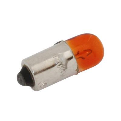 Ampoule BA9S T8.5 12V 4W Orange