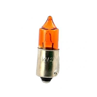 Ampoule Chaft BAY9S P23W Mini clignotant 12V 23W Orange