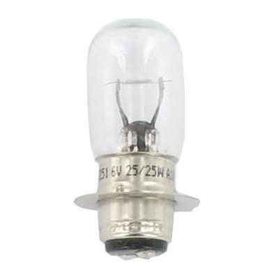 Ampoule de phare Flosser type P15D-25-1 6V 25/25W