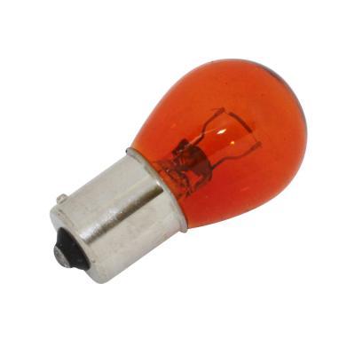 Ampoule ergot décalé 12V 21W Orange
