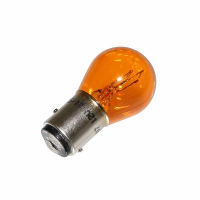 Ampoule Flosser 12V 21-5W P21-5W BAY15D ambrée