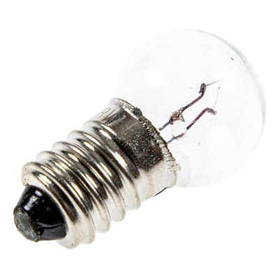 Ampoule Flösser à visser E10 6V 0,6W
