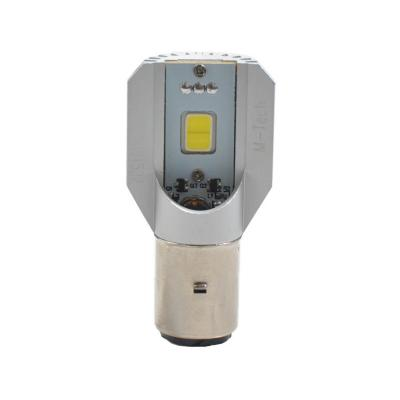 Ampoule Led BA20d 12V 12W Blanc