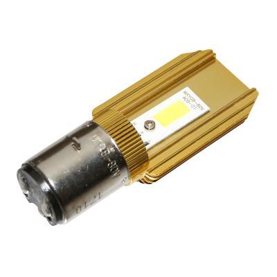 Ampoule LED Replay BA20D 12v 6000K avec radiateur