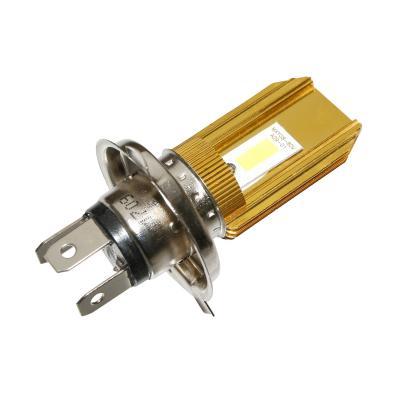 Ampoule LED Replay H4 12v 6000K avec radiateur