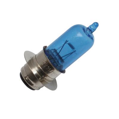 Ampoule P15D-25-1 T19 halogène blue 12V 35/35W Super blanc