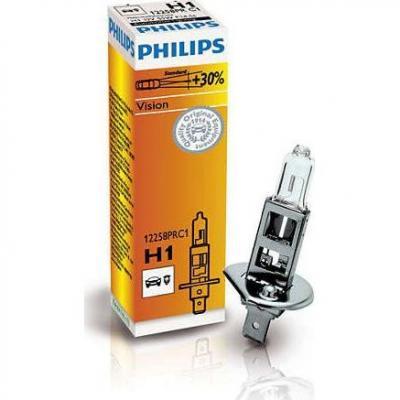 Ampoule Philips H1 Vision
