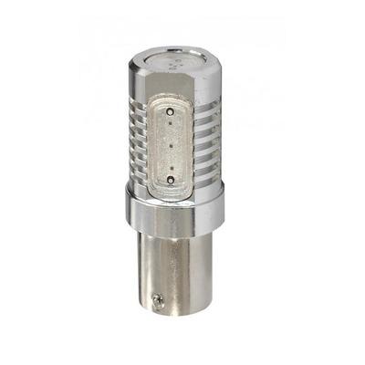 Ampoule rouge High Power à LED 12V S25 BA15S P21W 6.00W 4 x 1.5W