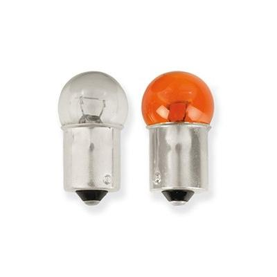 Ampoule Vicma BA15S 12V 23W Orange