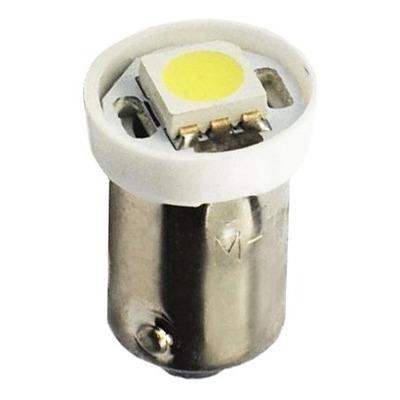 Ampoules à LED blanc T4W BA9S 12V 0.24W