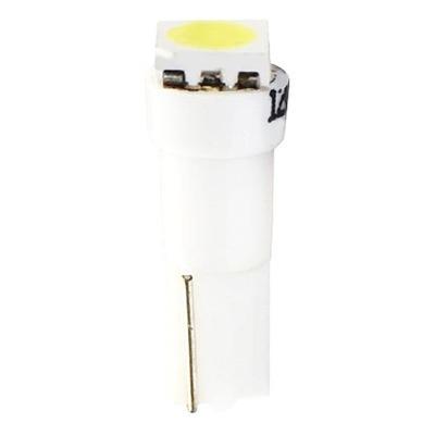 Ampoules à LED blanc T5 12V 0.24W