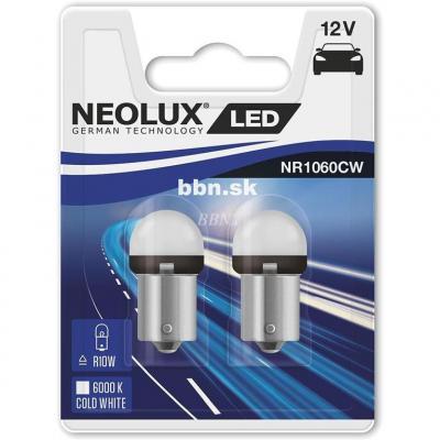 Ampoules Neolux 12V-10W BA15S LED (x2)