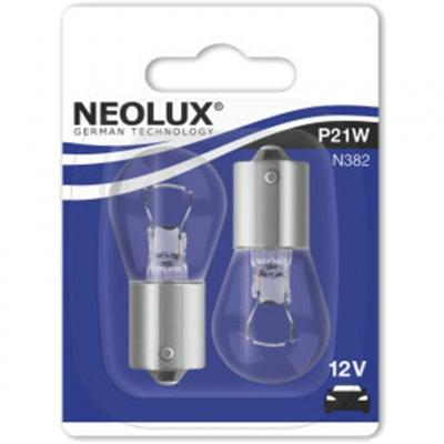 Ampoules Neolux 12V-21W BA15S (x2)