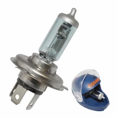 Ampoules Osram H4 12v 60-55W culot P43T X-Racer xénon blanc (x2)