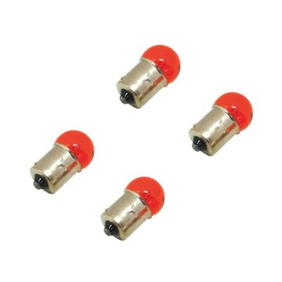 Ampoules Replay BA15S G18.5 12V 10W Orange