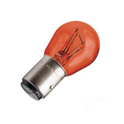 Ampoules Tun'R BAY15D Feu arrière / Feu de Stop 12V 21/5W Rouge