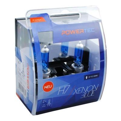Ampoules Xenon blue H7 PX26D 12V 55/60W homologué