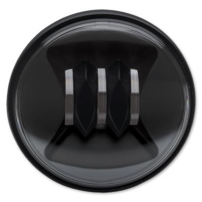 Anti-brouillard JW Speaker modèle 6025 Ø11,5 cm LED noir