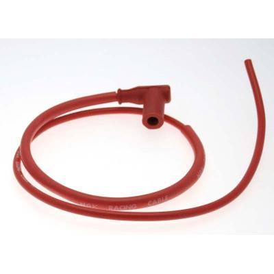 Antiparasite NGK CR6 avec câble haute tension
