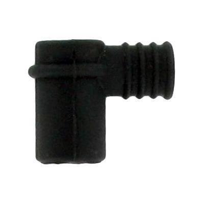 Antiparasite Ø7 silicone noir