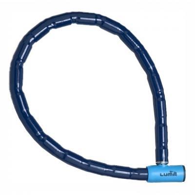Antivol articulé Luma Enduro 885 bleu 100 cm