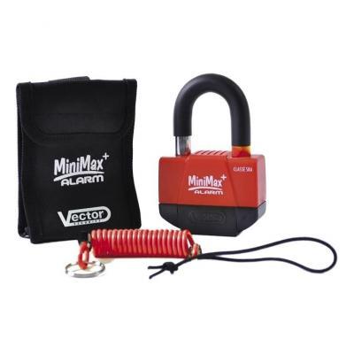 Antivol Bloque Disque Vector Minimax alarm+ SRA